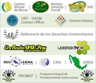 Uaemex logo